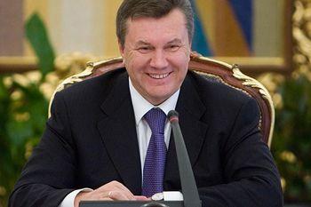 Янукович стал Человеком года в России