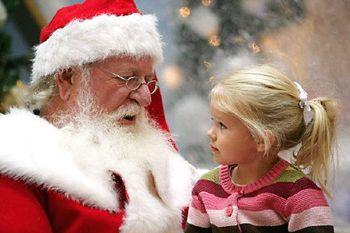 Внимание днепропетровского Дедушки Мороза стоит около ста гривен