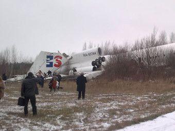 Найден пропавший черный ящик с дагестанского Ту-154