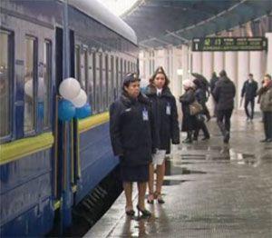 Из Днепра в Карпаты - новым поездом