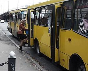 Проезд в киевских маршрутках подорожал на 50 копеек, а в такси - на 10 гривен