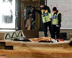 Полиция Швеции считает взрывы в Стокгольме терактами