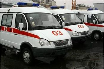 Днепропетровские скорые будут работать без педиатров и кардиологов