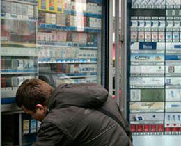 Продажу алкоголя и сигарет в ларьках хотят запретить