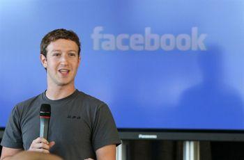 Time назвал Человеком года основателя Facebook