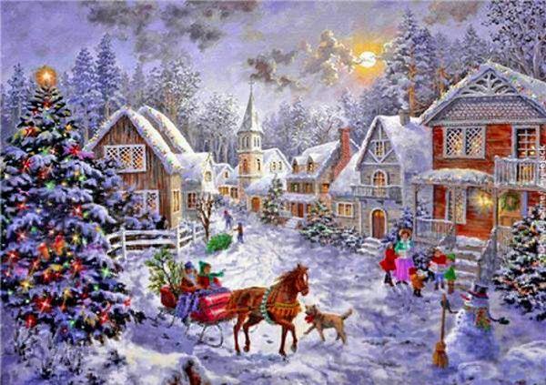 Из истории новогодней елки...