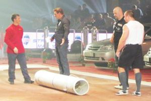 Днепропетровец снова стал Чемпионом Мира