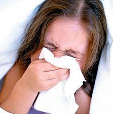 Эпидемию гриппа ждем после праздников