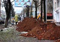 В 2011 реконструируют пять улиц Днепропетровска