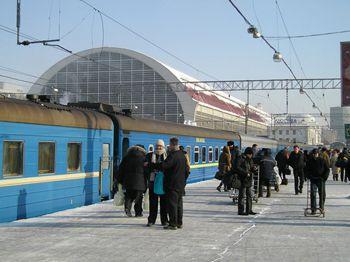 Между Львовом и Киевом запустят скоростные поезда