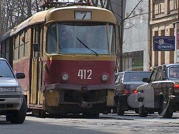 26 трамваев вышли на маршруты в Харькове