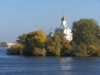 Комсомольский остров реконструируют