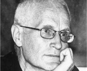 Умер днепропетровский журналист и писатель Владимир Буряк