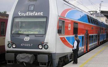 Двухэтажные поезда повезут украинцев в 2012 году