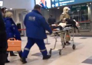 Твиттер о Домодедово: Увидел милиционера. Он был в кусках мяса и весь в крови. Кричал: я спасся
