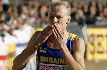 Днепропетровец Сергей Лебедь стал лучшим спортсменом Европы