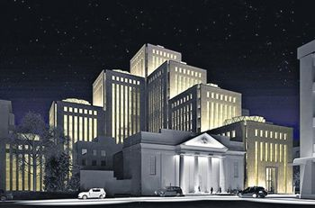 В Днепропетровске откроется крупнейший в мире еврейский центр
