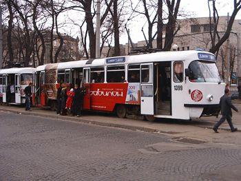 Днепропетровцев будут пугать налогами в трамваях