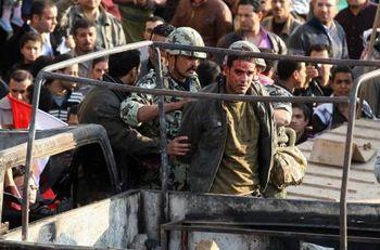 Египетская армия начала аресты протестующих
