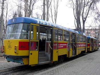 Немецкие трамваи появятся на улицах Днепропетровска 15 февраля