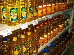 В супермаркетах Днепропетровска подорожало растительное масло