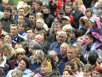 В 2010 году днепропетровцев стало меньше на 6 тысяч