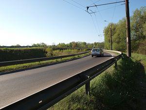 Первую очередь окружной дороги в Днепропетровске завершат до конца года