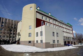 В Днепропетровске открыли новый корпус детской клинической больницы