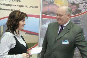 Открылась 9-я Национальная выставка агротехнологий «АГРОПРОМ-2011»