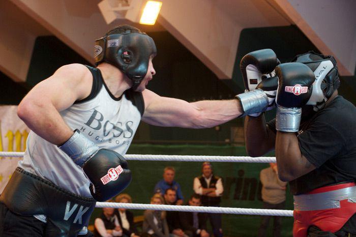 Виталий Кличко продолжает готовиться к защите титула