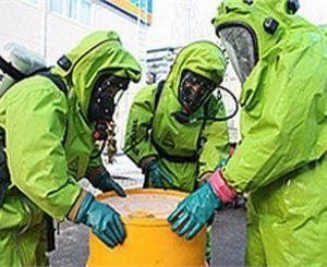 В Днепропетровске химикаты утилизировали только на бумаге