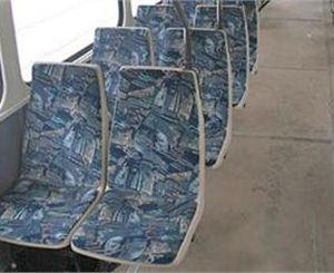 Новые трамваи теснее прежних, но горожане все равно довольны