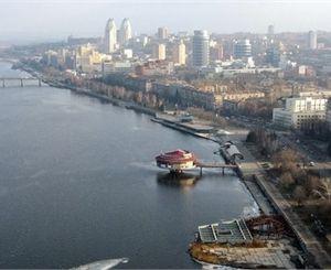 Днепропетровск все таки «поглотит» Юбилейный и Авиаторское
