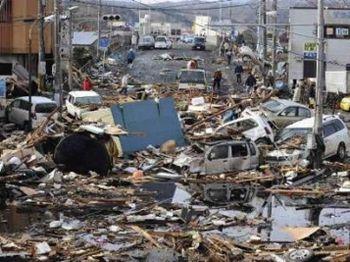 В Японии погибшими и пропавшими безвести считаются 11 тысяч человек