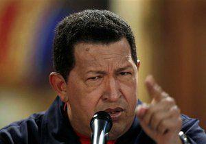 Уго Чавес осудил операции по увеличению груди