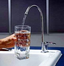 В детских садах Днепропетровщины установят фильтры для очистки воды