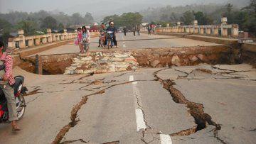 За последние дни участились землетрясения на всей планете