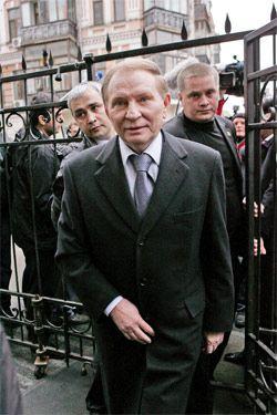 Кучма доверил свою защиту известному американскому адвокату