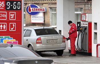 Последние капли. Рыночная цена бензина А-95 - 10,2 -10,3 грн