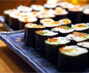 События в Японии никак не повлияли на днепропетровские суши-бары