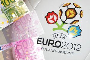 УЕФА хочет запретить ставки на матчи Евро-2012
