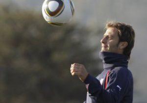 Тренер сборной Италии: С Украиной нас ожидает настоящая боевая игра
