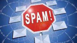 Мировой объем спама за две недели уменьшился на треть