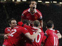 Манчестер Юнайтед является самой ненавистной компанией Англии