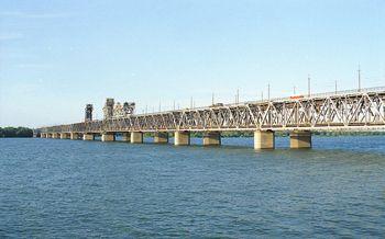 Загрязненность реки Днепр планируют снизить на 70%
