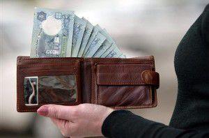 Банкирша «нагрела» клиентов на 70 тысяч гривен