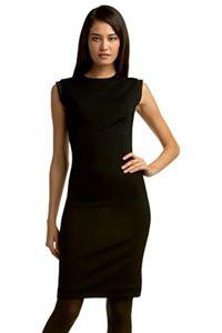 Какие аксессуары лучше подбирать для черного платья небольших размеров