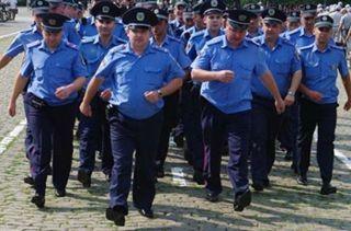 Одежда каждого милиционера стоит 1,5 тысячи