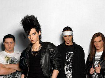 Tokio Hotel станут хедлайнерами премии Муз-ТВ