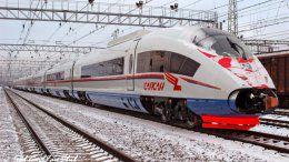 Из Киева в Москву можно будет добраться поездом за 4 часа